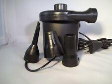 Elektrische Luftpumpe für Luftmatratzen, Schlauchboote usw.