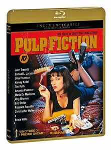 Pulp-Fiction-Di-Q-Tarantino-Con-J-Travolta-S-L-Jackson-Blu-Ray-Nuovo