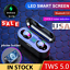Bluetooth-5-0-Headset-TWS-Wireless-Earphones-Mini-Earbuds-Stereo-Headphones-USA miniature 1
