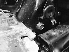 HONDA SUPERDREAM CB250N CB400N - ORIGINAL TOP REAR ENGINE MOUNTING BOLT & NUT