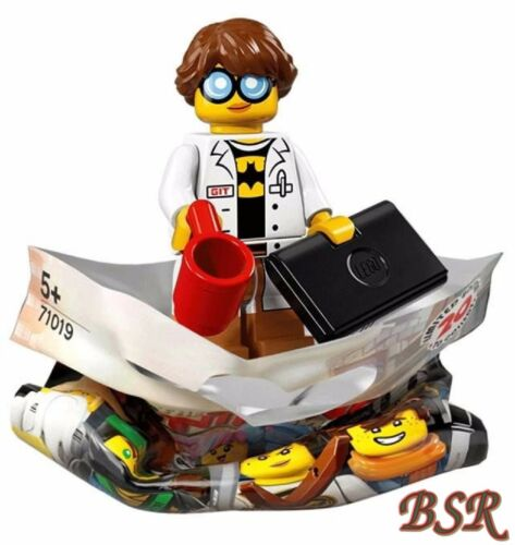 NEU ! GPL-Techniker LEGO® Ninjago Movie 71019 Minifig 18