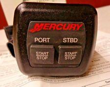 Mercruiser Mercury Quad Dual Engine Start Stop Switch Kit 887767K04