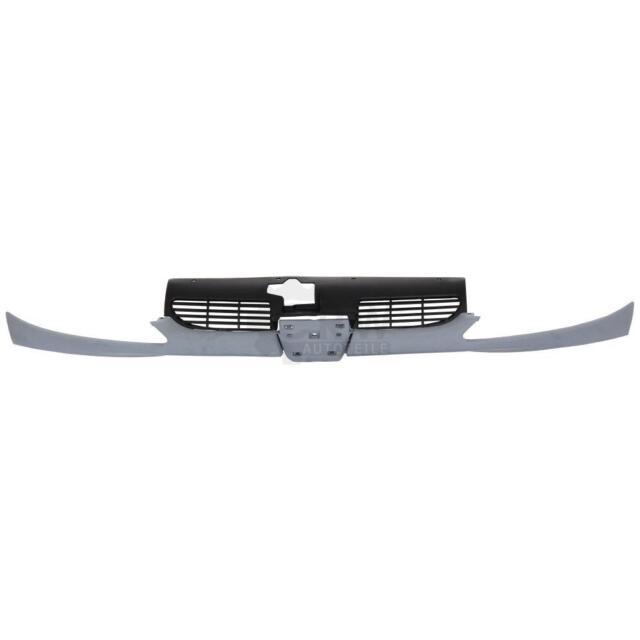 Kühlergrill Grill Frontgrill zweiteilig für Peugeot 206 206CC Bj. 98->>