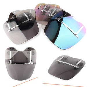 Bubble-Motorcycle-Front-Windshield-Screen-For-Harley-Blackline-2011-2013-2012
