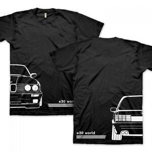 bmw e30 t shirt ebay. Black Bedroom Furniture Sets. Home Design Ideas