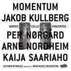 Momentum-Nordic Cello Concertos von Mew Music Orchestra,Bywalec,Kullberg (2012)