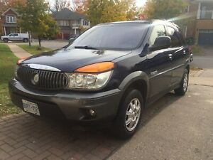 Certified Low KM 110170.   2003 Buick Rendezvous fully loaded CX