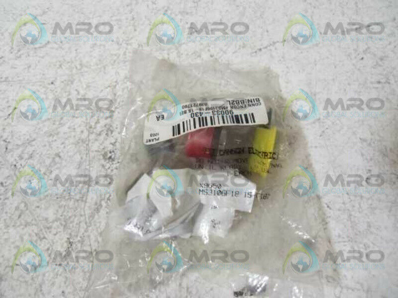 ITT CANON MS3106F18-1S CONNECTOR  NEW IN FACTORY BAG