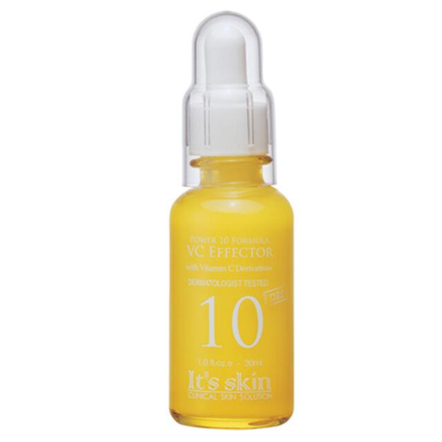 It's Skin Power10 Formula VC Effector Brightening Effect 30ml Korea Cosmetics