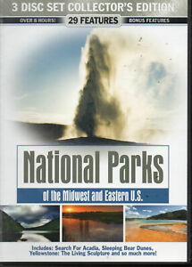National-Parks-Of-The-Midwest-And-Eastern-United-States-DVD-2008-NTSC-New
