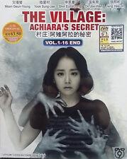 KOREAN Drama DVD The Village Achiara's Secret Episode 1-16 End + Free Shipping