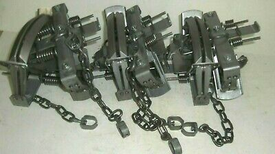 4 Duke 650 Pro Series Offset Coil Spring Trap Coyote Bobcat Raccoon Fox 4 Coil