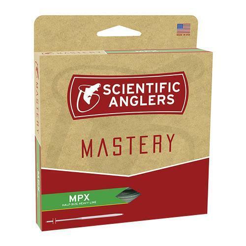 SCIENTIFIC ANGLERS MASTERY MPXHalf-Size Heavy Line