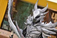 DAEDRIC SKYRIM ARMOUR COMPLETO! 1:1 INDOSSABILE COSPLAY ( costume armatura armi)