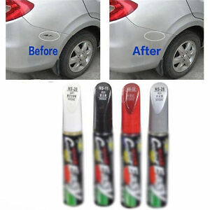 1 x diy car clear scratch remover touch up pens auto paint repair image is loading 1 x diy car clear scratch remover touch solutioingenieria Gallery