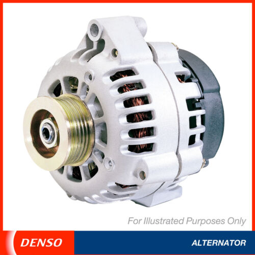 Fits Fiat Grande Punto 199 1.2 GENUINE OE Denso Alternateur