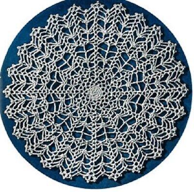 Vintage Crochet Centerpiece Doily #32 PATTERN ONLY