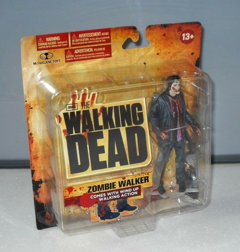 The Walking Dead T.V. Series 1 Zombie Walker McFARLANE TOYS ACTION FIGURE SEALED