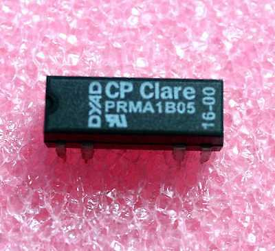 REMTech  Qty3  CP Clare Reed Relay MVS7 Series  1A05B NO 2A 1000V 0.1ohm coil 5V