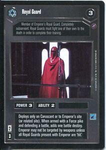Star Wars CCG Death Star II Aquaris
