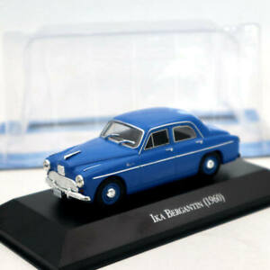 IXO-Altaya-IKA-Bergantin-1960-1-43-Diecast-Models-Limited-Edition-Collection