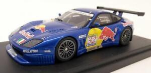 Racing 43 1/43 Scale Resin - EL069 Ferrari 550 Maranello Red Bull Blue