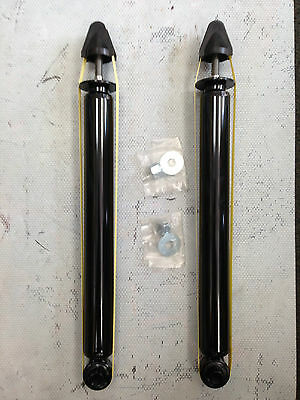 BMW 3 SERIES E46 316 318 320 325 330 98-04 REAR 2 SUSPENSION SHOCK ABSORBERS X 2