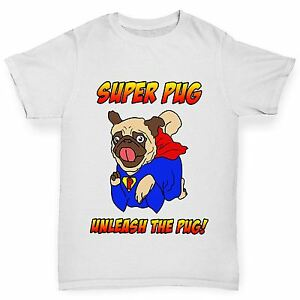 Twisted-Envy-Boy-039-s-Super-Carlin-liberer-le-Carlin-T-shirt-en-coton
