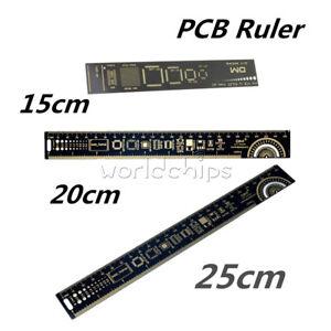 Circuito-stampato-PCB-righello-di-riferimento-Righello-4-15-20-25cm-per-ingegneri-elettronici