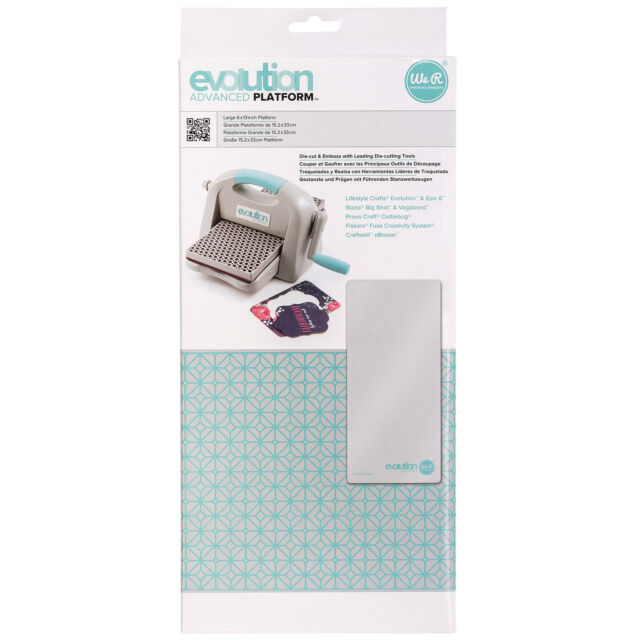 Evolution Advanced We R Memory Keepers Magnetic Mat