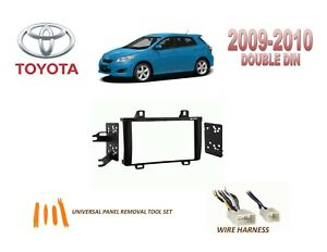 2009 2010 toyota matrix dash install kit for car stereo, with wire Toyota Matrix Engine Swap image is loading 2009 2010 toyota matrix dash install kit for