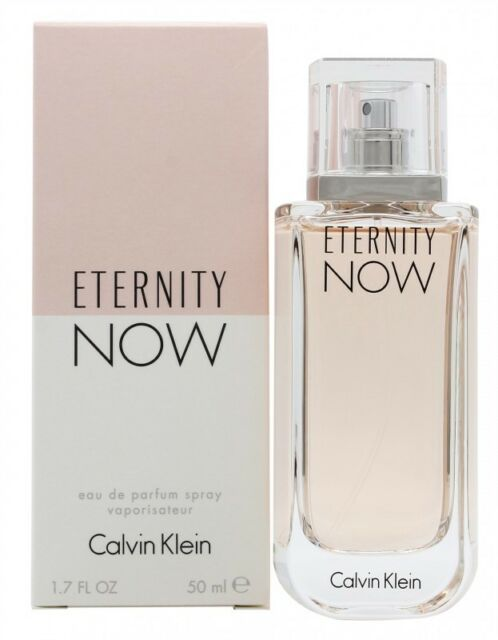 CALVIN KLEIN ETERNITY NOW EAU DE PARFUM 50ML SPRAY - WOMEN S FOR HER. 5ab21e1d00