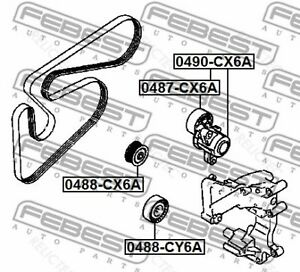 *IVECO DAILY REAR CAB MOUNTING KIT 42470850 BP131-105