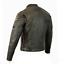 Veste-Blouson-En-Cuir-Homme-Moto-Moto-Biker-Jacket-Retro-Vintage-S-a-5XL