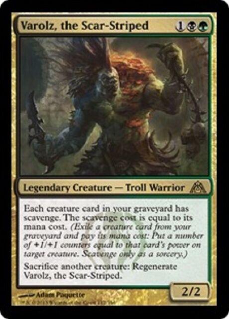 //// Magic the Gathering 4x Gruul War Chant //// NM //// Dragon/'s Maze //// engl