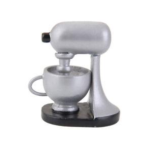 1//12 Dollhouse Kitchen Accessory Miniature Classic Coffee Maker Machine