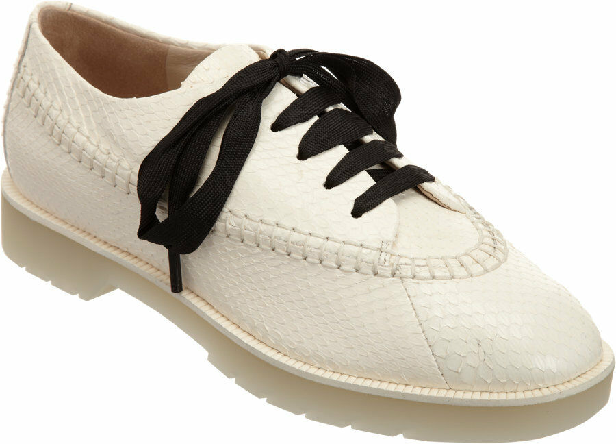 STUNNING NEW SOLD OUT $675 'RILEY' SKAKESKIN LOAFERS BY ALEXANDER WANG (NWB)