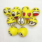Boy Girl Puzzle Toys Emoji Soft Foam Sponge Elastic Ball Indoor Outdoor Toy Gift