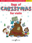 Bags of Christmas for Violin by Mary Cohen (Paperback, 2009)