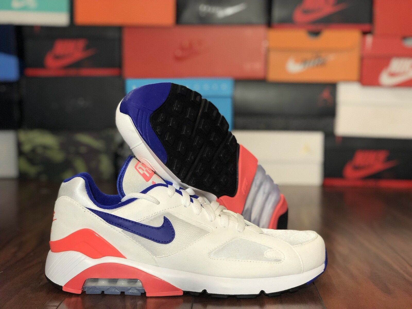 "Nike Air Max 180 "" OG / Ultramarine "" Comfortable"