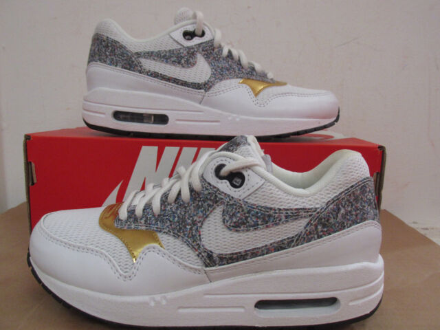 3f9809aa08d72 Nike Womens Air Max 1 SE Running Trainers 881101 100 Sneakers Shoes  CLEARANCE