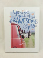 Hallmark you Are Made Of Awesome Gift Book Bok2246