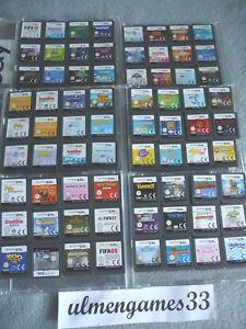 Nintendo-DS-Spiel-Modul-Auswahl-aus-Sammlung-A-Lite-3DS-XL-XXL-2DS