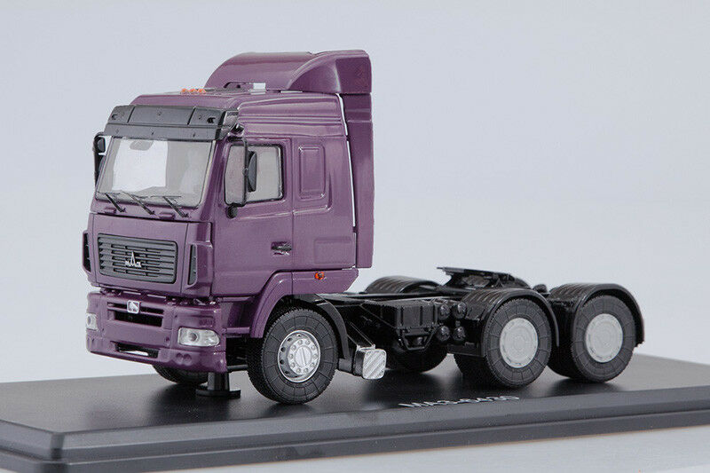 MAZ MAZ MAZ 6430 Restyling Belorussian Tractor Unit Start Scale Models 1 43 SSM1218 bd17cf