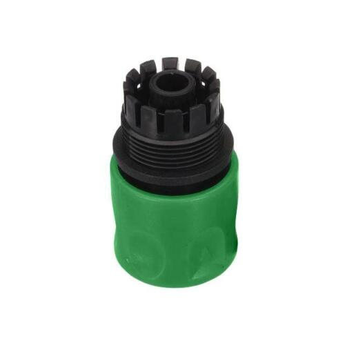 """1//2/"""" Garden Water Hose Pipe Connector Coupling Quick Connector Adapter Fitting."""