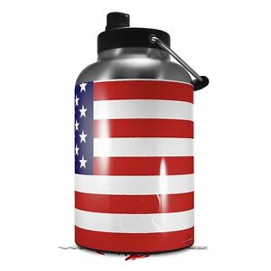 Details about Skin Wrap for RTIC 1 Gallon Jug USA American Flag 01 JUG NOT  INCLUDED