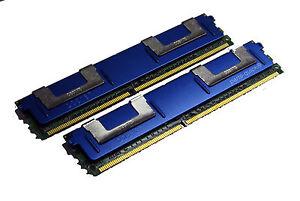 8GB-2x-4GB-HP-Proliant-DL140-G3-DL160-G5-DL180-DL360-G5-DL380-G5-Memory-RAM
