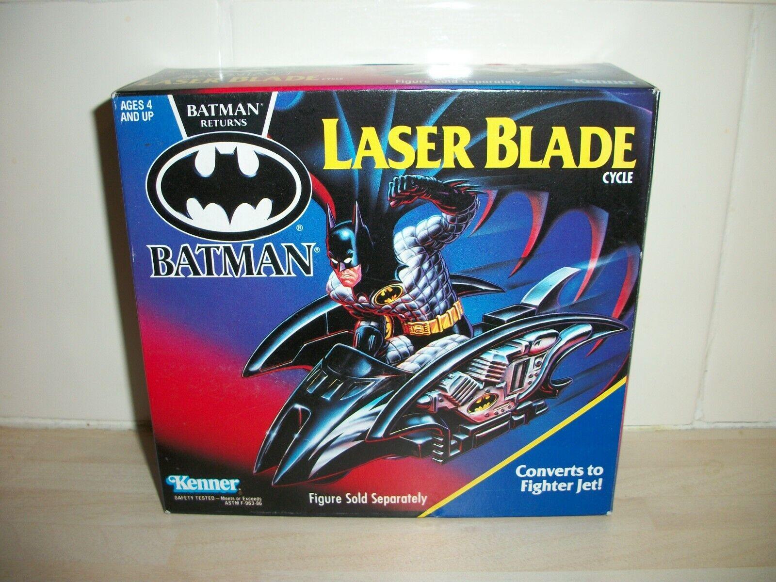 Kenner Batman Returns Batman's Laser Blade Cycle (MIB)