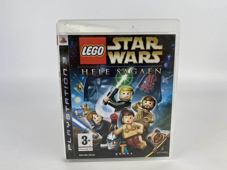 LEGO Star Wars Hele Sagaen, PS3
