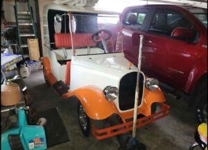 Golf Cart Customized Hooters
